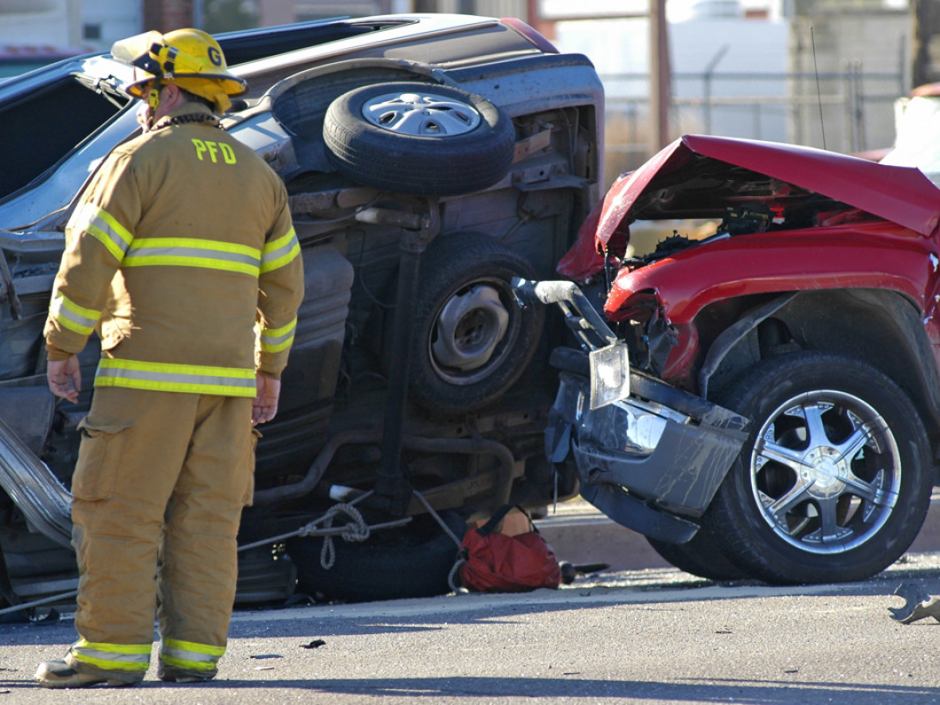Car Accidents Can Result in Serious Injuries